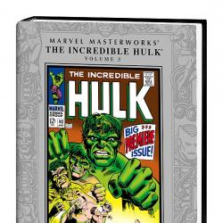 Marvel Masterworks: The Incredible Hulk Vol.3 (2006)