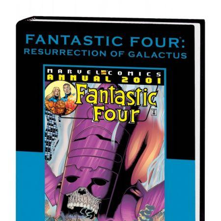 Fantastic Four: Resurrection of Galactus (2010)