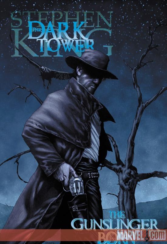 Dark Tower: The Gunslinger Born (2007) #4 (McNiven Variant)