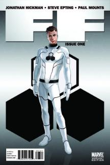 FF (2010) #1 (CHARACTER VARIANT)