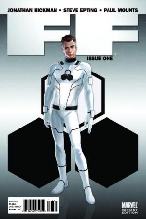 FF (2011) #1 (CHARACTER VARIANT)