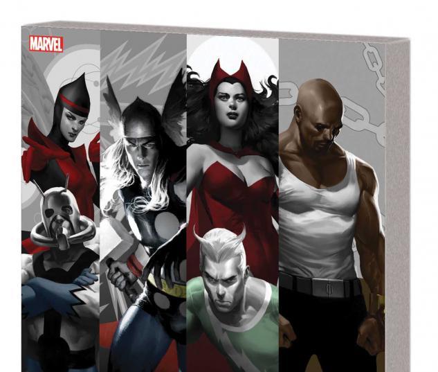 Avengers: Mythos TPB