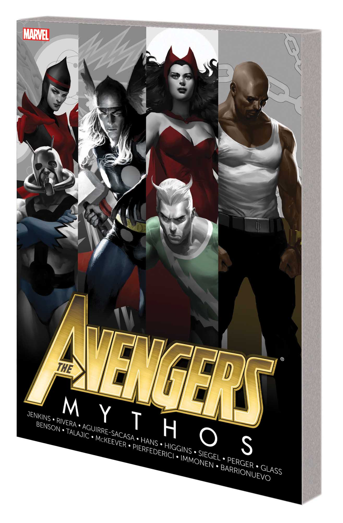 AVENGERS: MYTHOS TPB (Trade Paperback)