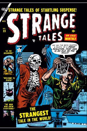 Strange Tales (1951) #23