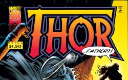 Thor (1966) #497 Cover