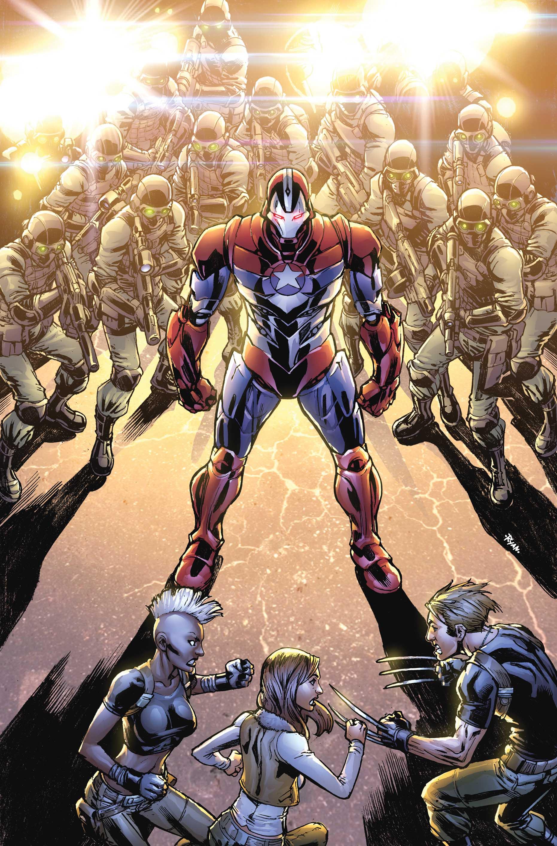 Ultimate Comics X-Men (2010) #21