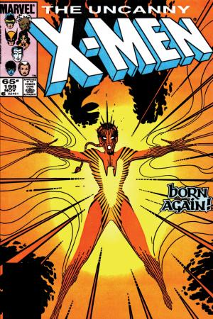 Uncanny X-Men (1963) #199