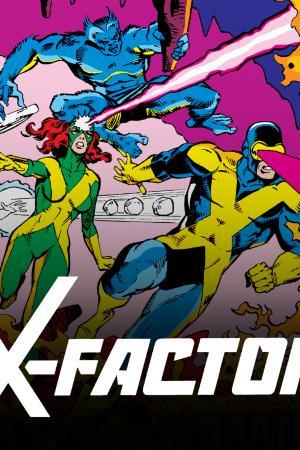 X-Factor (1986 - 1998)