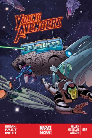 Young Avengers #7