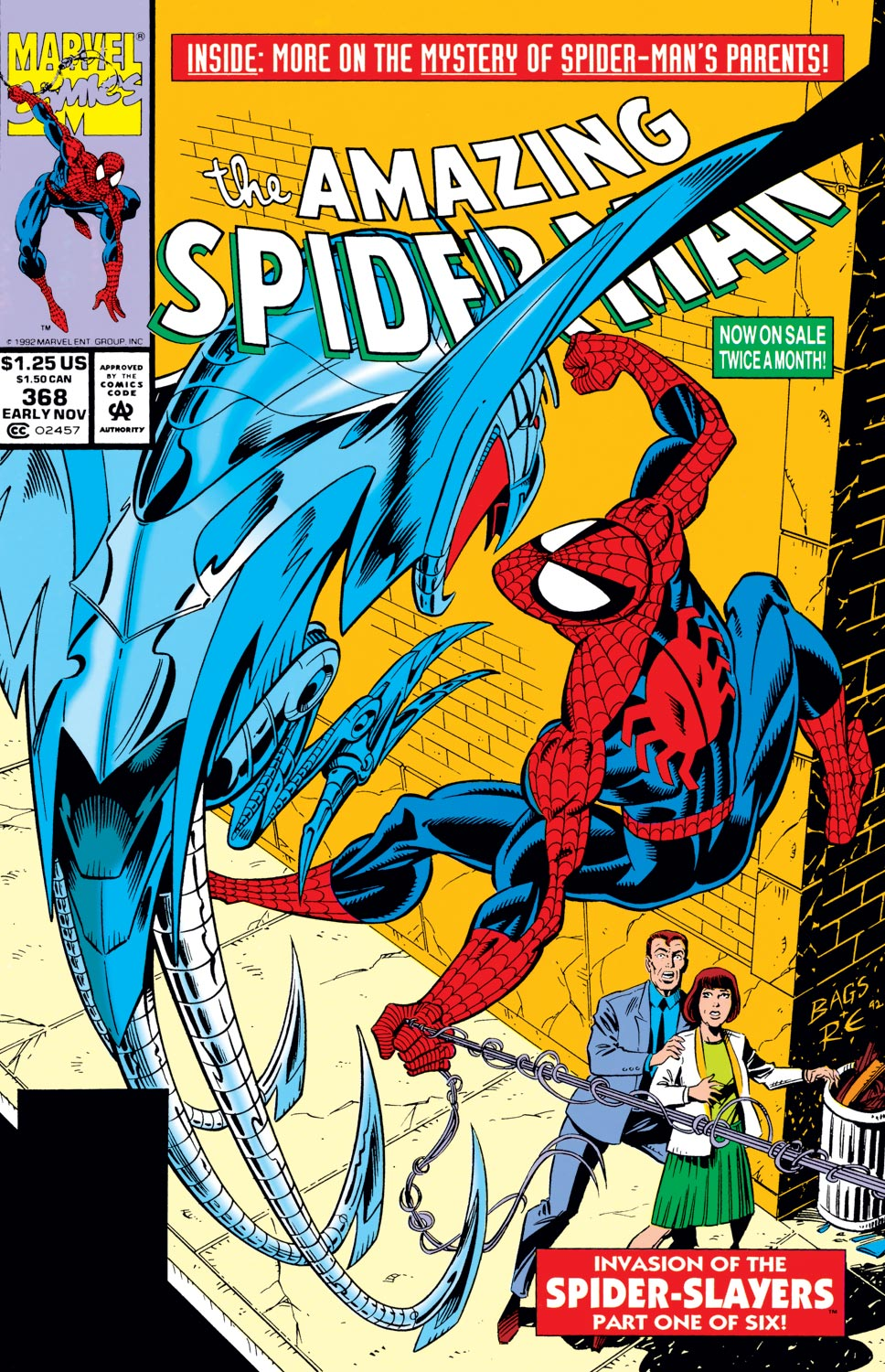The Amazing Spider-Man (1963) #368