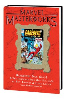 MARVEL MASTERWORKS: DAREDEVIL VOL. 7 HC VARIANT (DM ONLY) (Hardcover)