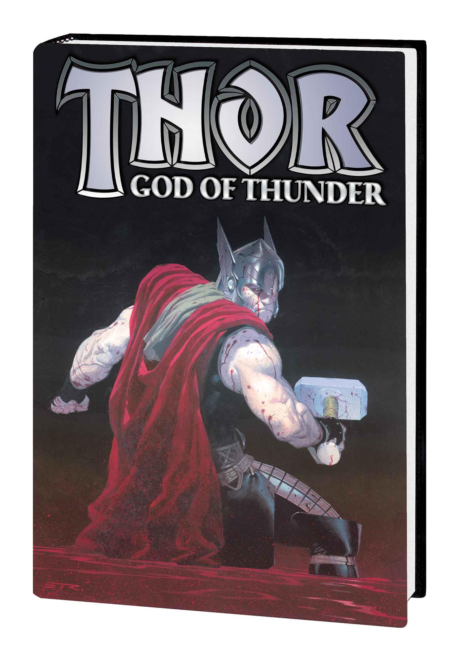 Thor: God of Thunder Vol. 2: Godbomb (Hardcover)