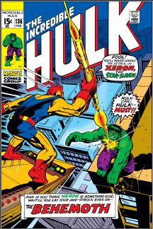 Incredible Hulk (1962) #136