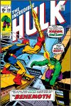 Incredible Hulk (1962) #136 Cover