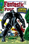 Fantastic Four (1961) #64 Cover