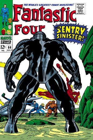 Fantastic Four (1961) #64