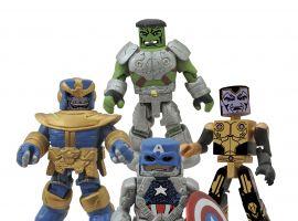 Infinity Minimate Set from Diamond Select Toys