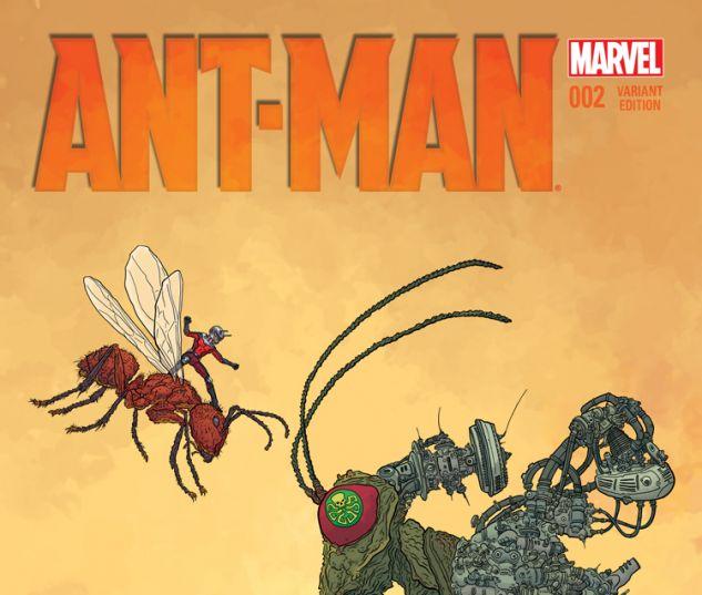 ANT-MAN 2 DARROW VARIANT (WITH DIGITAL CODE)