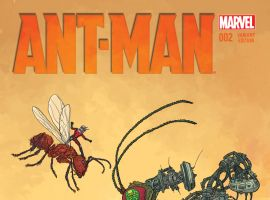 ANT-MAN 2 DARROW VARIANT (WITH DIGITAL CODE)