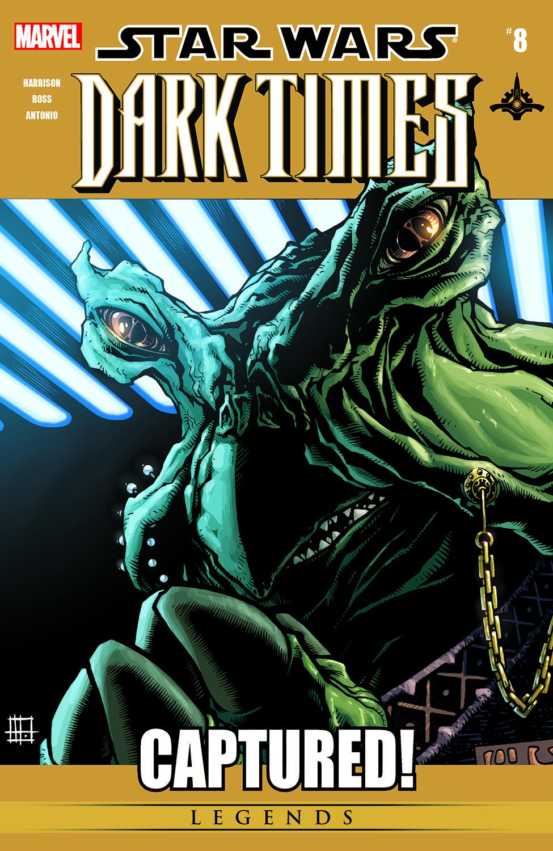 Star Wars: Dark Times (2006) #8