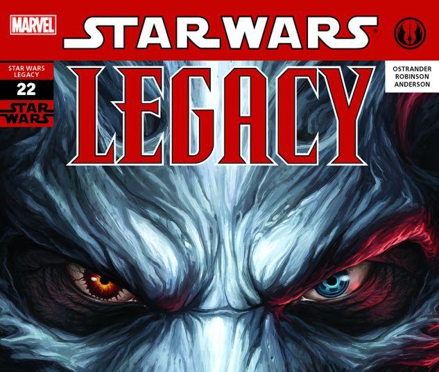 Star Wars: Legacy (2006) #22