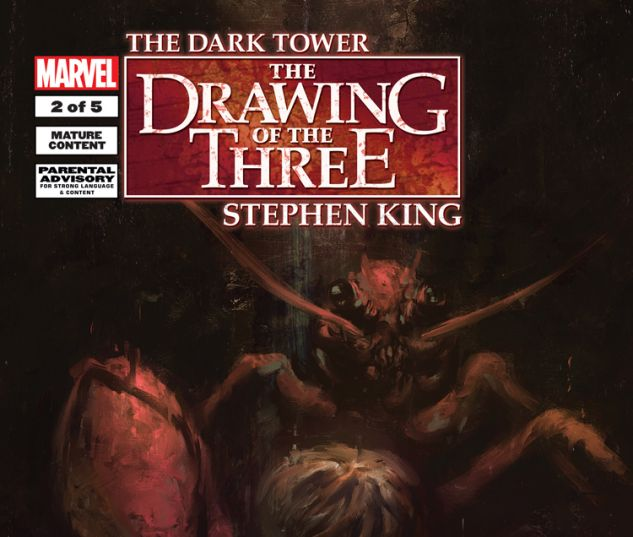 DARK TOWER: THE DRAWING OF THE THREE - HOUSE OF CARDS 2