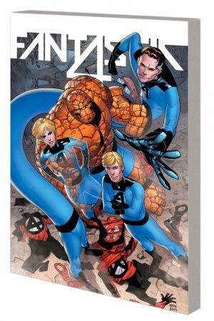 Fantastic Four Vol. 3: Back in Blue (Trade Paperback)