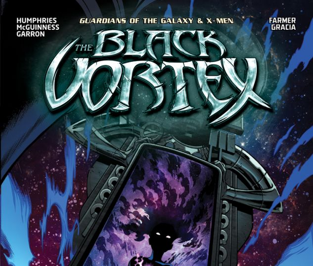 GUARDIANS OF THE GALAXY & X-MEN: THE BLACK VORTEX OMEGA 1 (BV, WITH DIGITAL CODE)