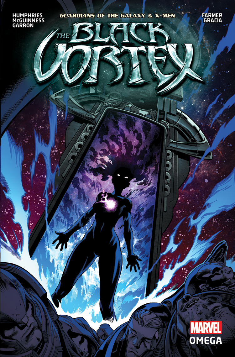 Guardians of the Galaxy & X-Men: The Black Vortex Omega (2015) #1