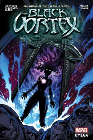 Guardians of the Galaxy & X-Men: The Black Vortex Omega (2015) #1