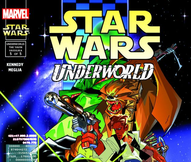 Star Wars: Underworld - The Yavin Vassilika (2000) #5