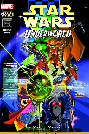 Star Wars: Underworld - The Yavin Vassilika #5