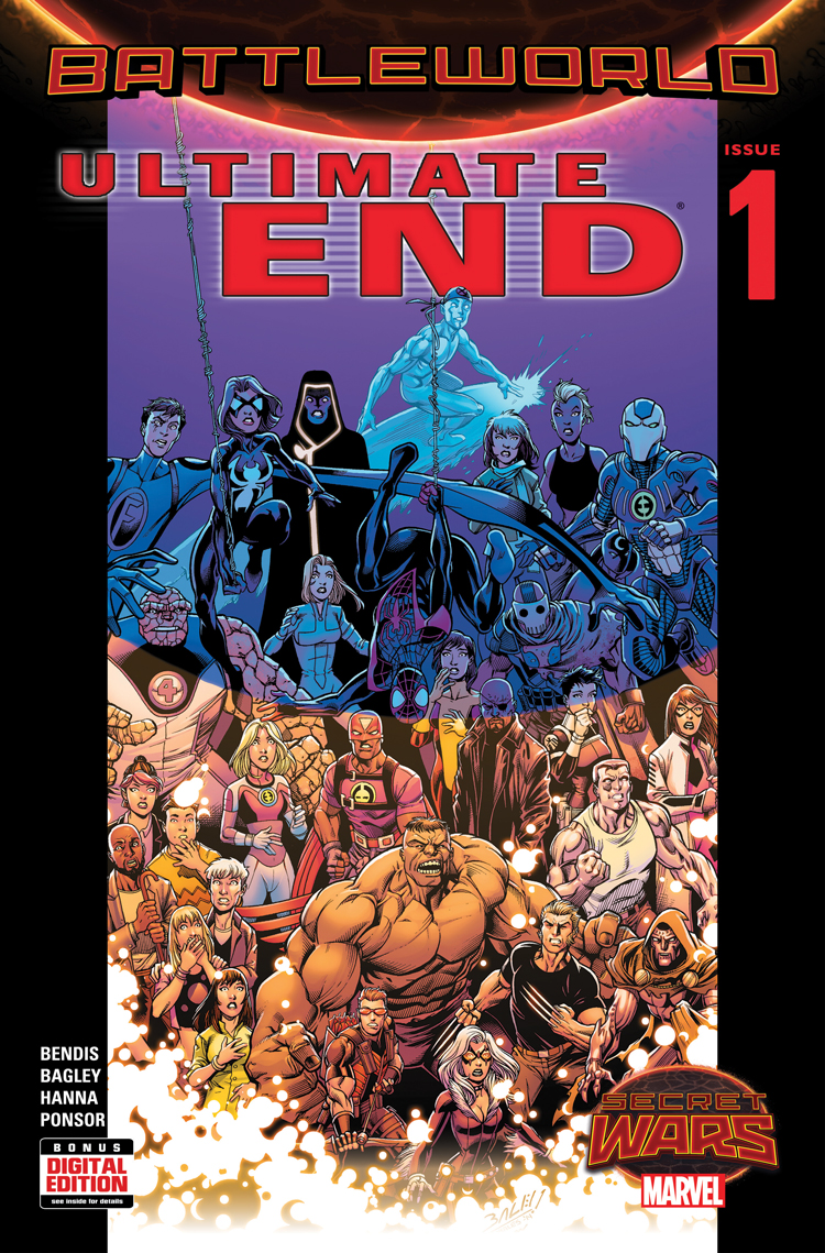Ultimate End (2015) #1