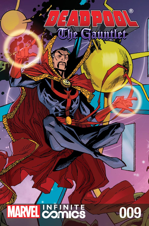 Deadpool: The Gauntlet Infinite Comic (2014) #9