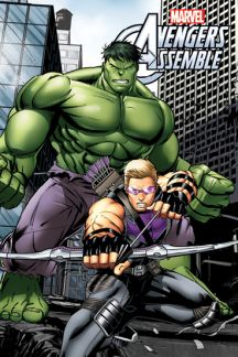 Marvel Universe All-New Avengers Assemble Vol. 2 (Digest)