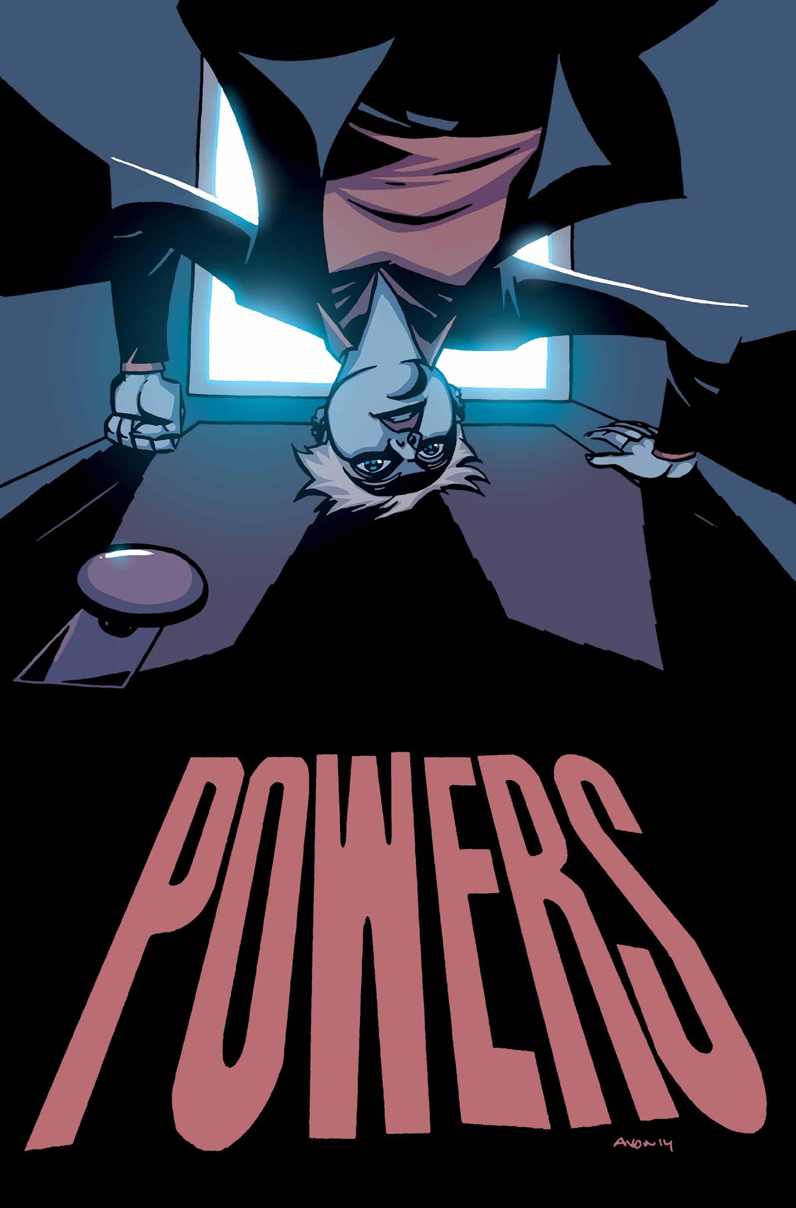 Powers (2015) #5