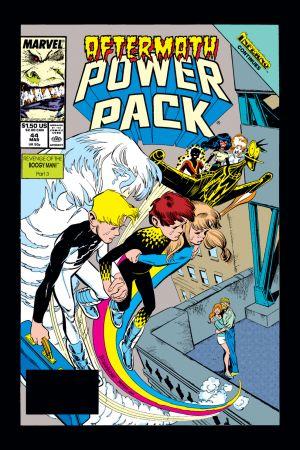 Power Pack (1984) #44