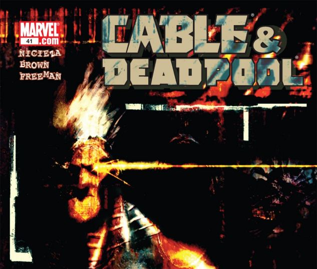 Cable & Deadpool (2004) #41