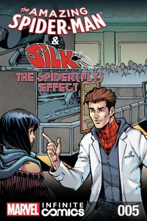 Amazing Spider-Man & Silk: The Spider(fly) Effect Infinite Comic (2016) #5