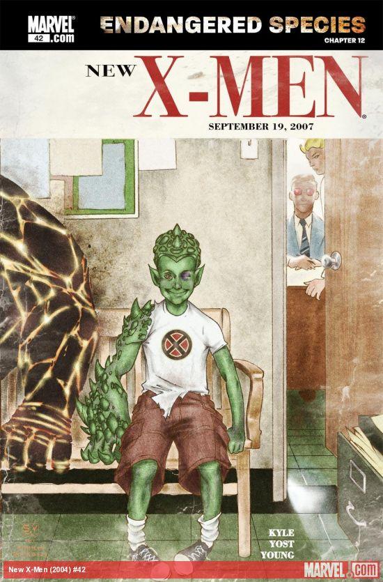New X-Men (2004) #42