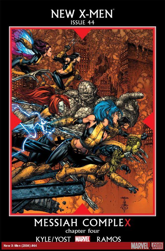 New X-Men (2004) #44