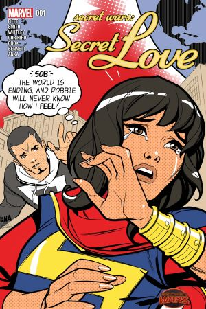 Secret Wars: Secret Love (2015)