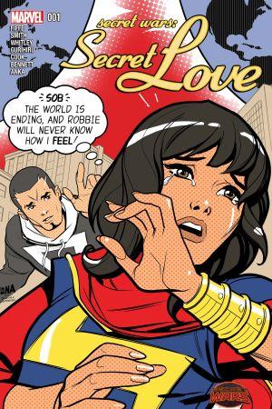 SECRET WARS: SECRET LOVE 1 (2015)