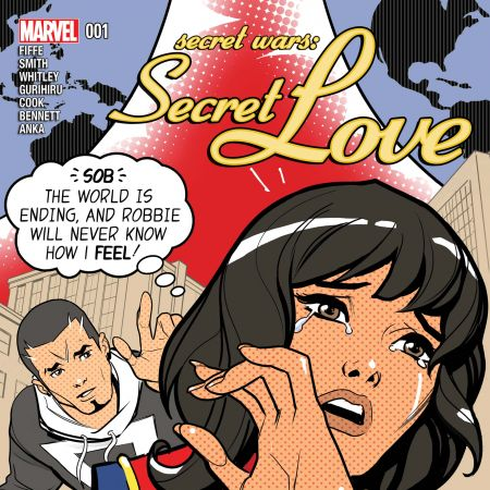Secret Wars: Secret Love (2015)