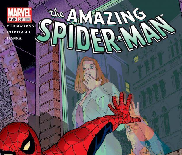 Amazing Spider-Man (1999) #58