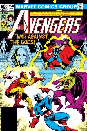 Avengers (1963) #220