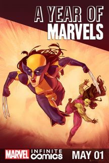 A YEAR OF MARVELS: MAY INFINITE COMIC (2016) #1