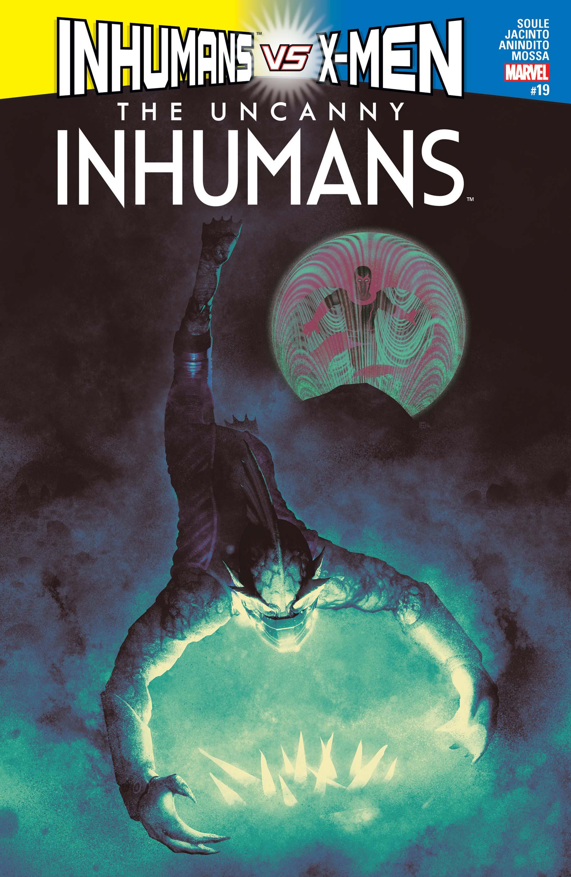 Uncanny Inhumans (2015) #19