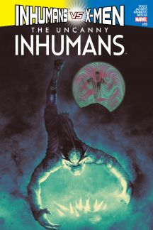 Uncanny Inhumans #19