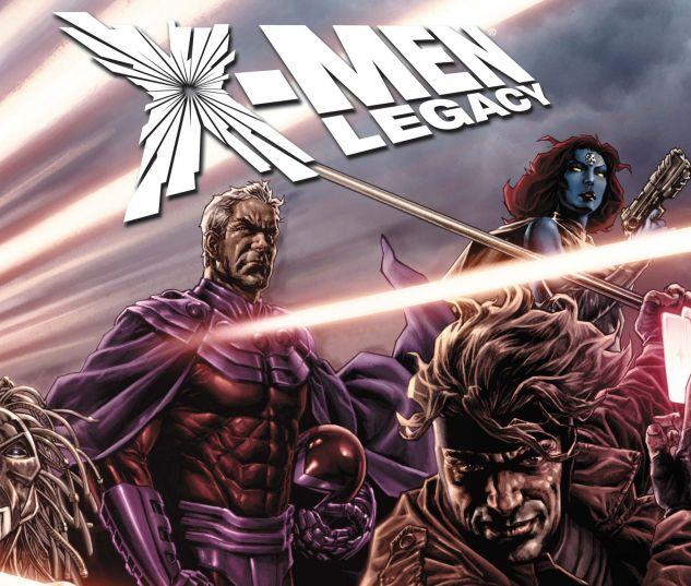 X-Men Legacy (2008) #222